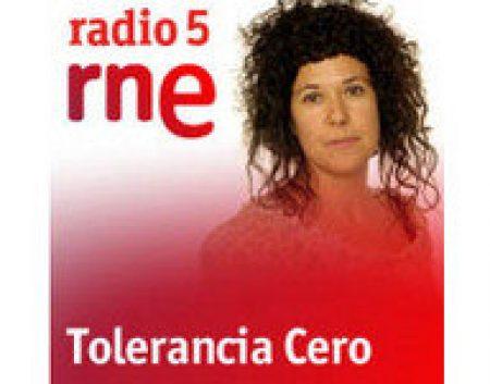 """Entrevista en el programa de Radio Nacional """"Tolerancia cero"""""""