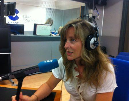 "Programa ""Pensamiento Positivo"", para ABC Punto Radio."