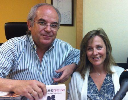 """Entrevista en """"La Rebotica"""", de ABC Punto Radio"""